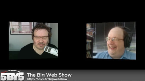 The Big Web Show Episode 7, featuring usability guru Jared Spool.