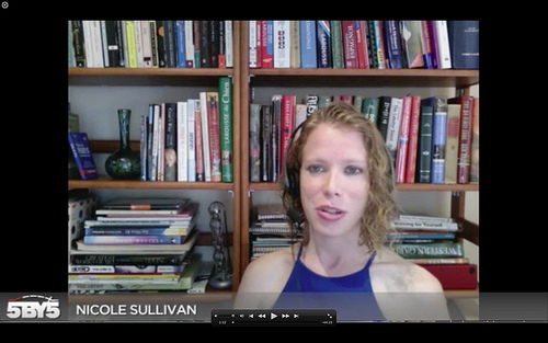 CSS troubleshooter Nicole Sullivan on The Big Web Show.